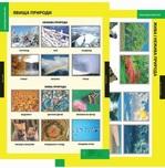 Природознавство. 1-2 класи. Навчально-методичний посібник та додаток з 10 плакатів