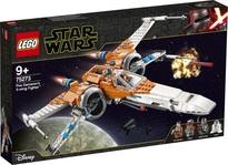 Конструктор LEGO Истребитель типа Х По Дамерона (75273)