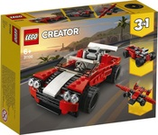 Конструктор LEGO Спортивный автомобиль (31100)