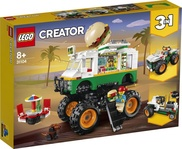 Конструктор LEGO Грузовик «Монстрбургер» (31104)
