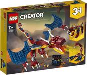 Конструктор LEGO Огненный дракон (31102)