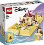 Конструктор LEGO Книга сказочных приключений Белль (43177)