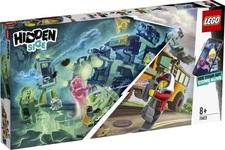 Конструктор LEGO Автобус охотников за паранормальными явлениями 3000 (70423)