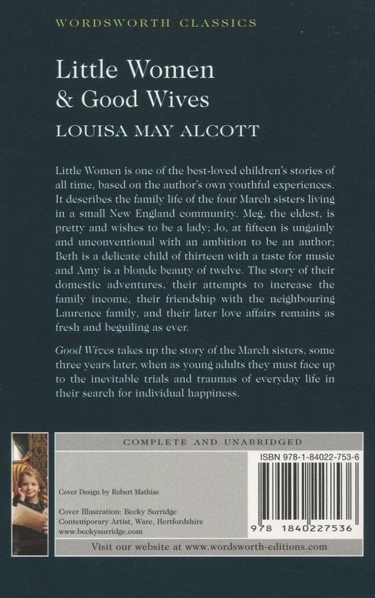 "Купить книгу ""Little Women & Good Wives"""
