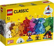 Конструктор LEGO Кубики и домики (11008)