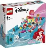 Конструктор LEGO Книга сказочных приключений Ариэль (43176)