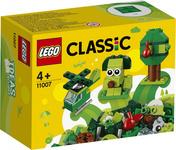 Конструктор LEGO Зелёный набор для конструирования (11007)