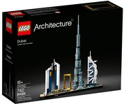 Конструктор LEGO Дубай (21052)
