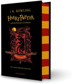 Harry Potter and the Prisoner of Azkaban (Gryffindor Edition) - купити і читати книгу