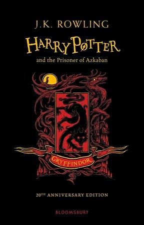 "Купить книгу ""Harry Potter and the Prisoner of Azkaban (Gryffindor Edition)"""