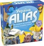 Настольная игра Тactic Alias. Украина (56264)