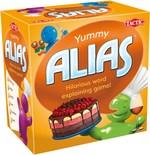 Настольная игра Tactic Alias Элиас дорожная версия. Вкуснятина (55832)