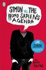 Simon vs. the Homo Sapiens Agenda (Book 1)