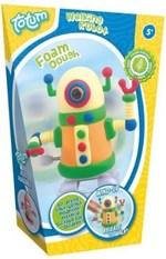 Набор для творчества. Totum. Желтый робот (025356) - купить онлайн