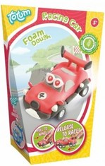 Набор для творчества. Totum. Красная гоночная машина (025370) - купить онлайн