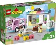 Конструктор LEGO Пекарня (10928)