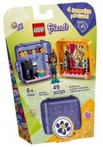 Конструктор LEGO Игровая шкатулка Андреа (41400)