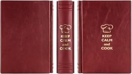 """Купить книгу """"Книга для записи кулинарных рецептов"""""""