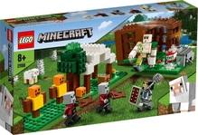 Конструктор LEGO Аванпост разбойников (21159)
