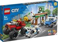 Конструктор LEGO Ограбление полицейского монстр-трака (60245)