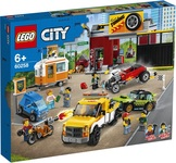 Конструктор LEGO Тюнинг-мастерская (60258)