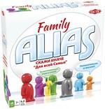 Настольная игра Tactic Alias Семейный Алиас (53367)