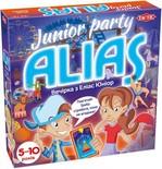 Настольная игра Tactic Alias Юниор Пати Элиас (54670)