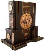 История часов с древнейших времен до наших дней (на подставке)