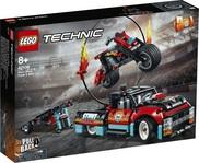 Конструктор LEGO Шоу трюков на грузовиках и мотоциклах (42106)