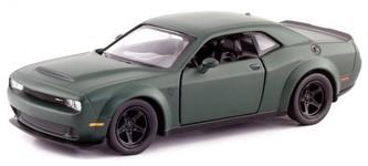 Автомодель Uni-Fortune Dodge Challenger, зеленый матовый (554040M(F))