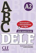 ABC DELF A2 avec Corrigés, CD-mp3