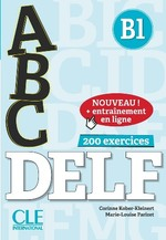 ABC DELF B1 avec Corrigés et CD-mp3