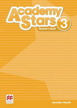 Academy Stars 3. Teacher's Book