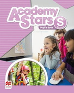 Academy Stars Starter Pupil's Book with Alphabet Book