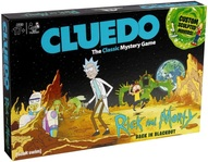 Настольная игра Winning Moves Cluedo Rick & Morty (3210)