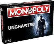 Настольная игра Winning Moves Монополия Uncharted (1892)