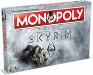 Настольная игра Winning Moves Монополия Skyrim (28721)