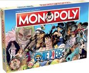 Настольная игра Winning Moves Монополия One Piece (36948)