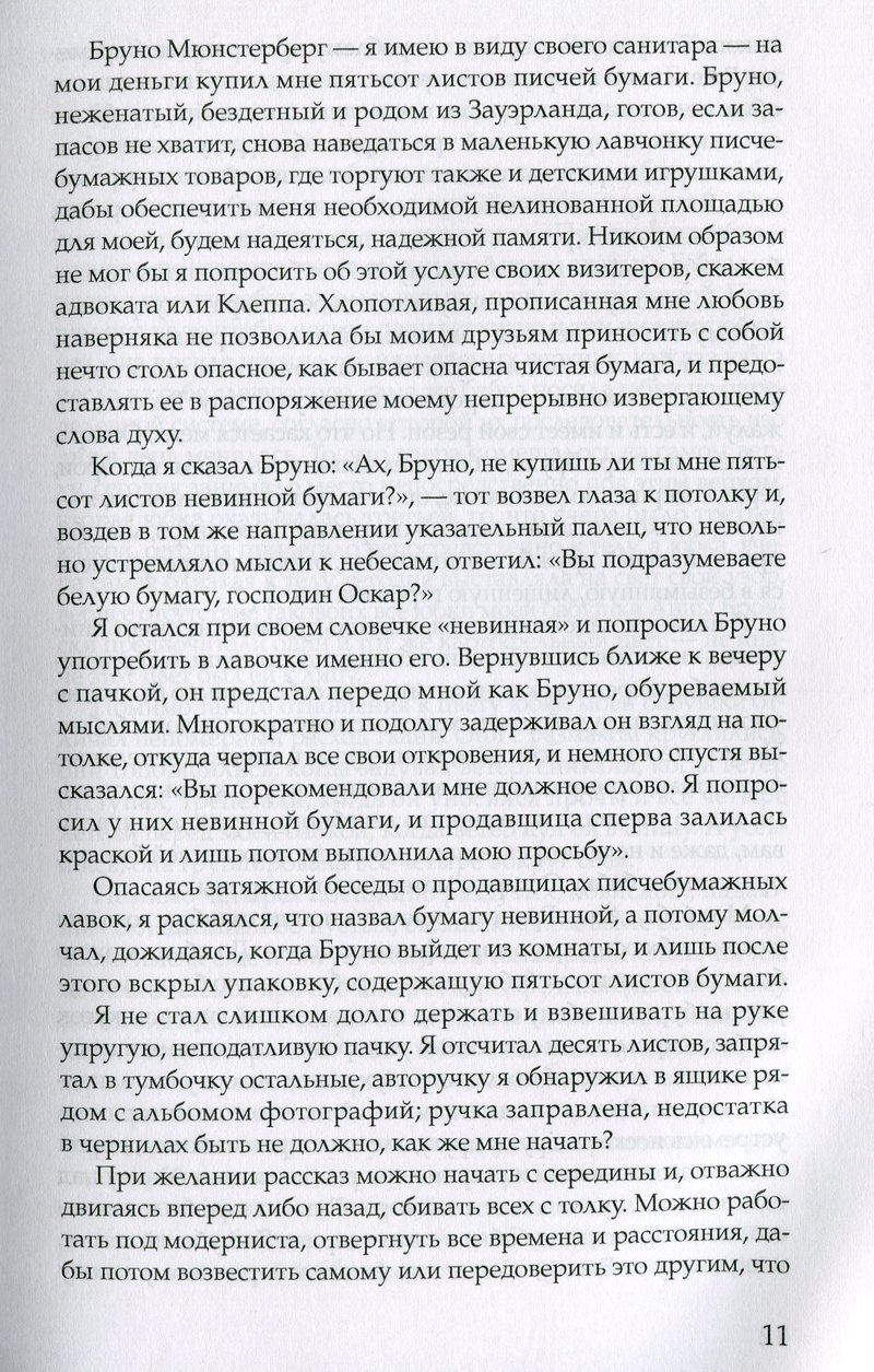 "Купить книгу ""Жестяной барабан"""