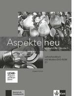 Aspekte neu. Lehrerhandbuch C1 mit DVD-Rom