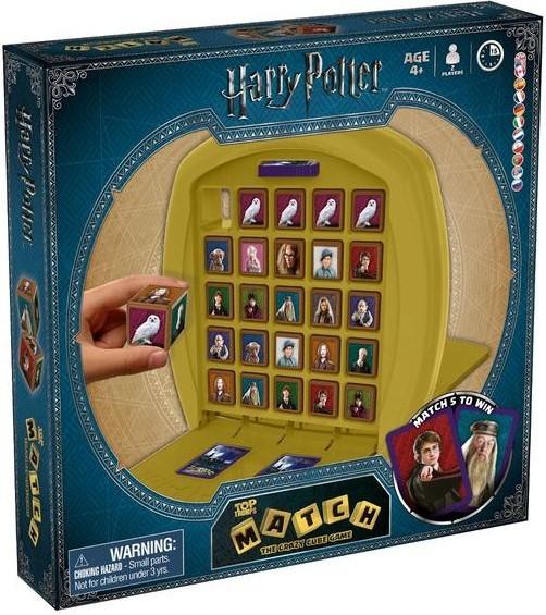 """Купить """"Настільна гра Winning Moves Top Trumps Match Harry Potter (2555)"""""""