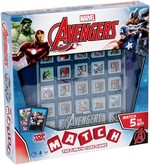 Настольная игра Winning Moves Top Trumps Match Marvel Avengers Assemble (27496)