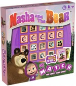 Настольная игра Winning Moves Top Trumps Match Masha and the Bear (002042)
