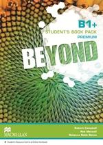 Beyond B1+ Student's Book Premium Pack