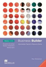 Business Builder Modules 4-6 Teacher's Resource Book