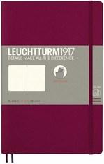 Блокнот Leuchtturm1917 Paperback Винный Чистые листы (359681)