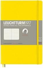 Блокнот Leuchtturm1917 Paperback Лимонный Точка (358303)