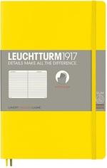 Блокнот Leuchtturm1917 Paperback Лимонный Линия (358302)
