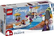 Конструктор LEGO Экспедиция Анны на каноэ (41165)