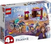 Конструктор LEGO Дорожные приключения Эльзы (41166)